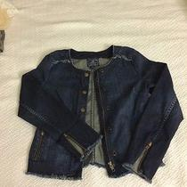 Lucky Brand Addison Jacket Xs Worn Like Twice Photo