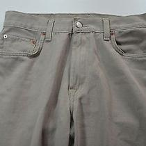 Lucky Brand Aster Tan Jeans Pants 32 X 32 Photo
