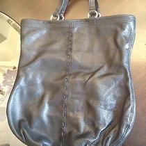Lucky Brand Black Leather Purse Photo