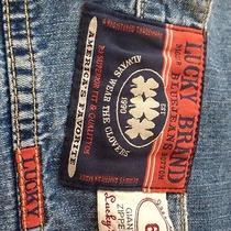 Lucky Brand Blue Jeans Photo