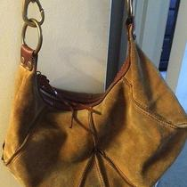 Lucky Brand Boho Leather Purse Photo