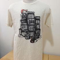 Lucky Brand by Fender  Guitar Graphic T-Shirt  Mens Large-Nwt Photo