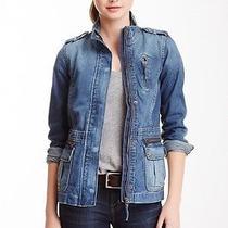 Lucky Brand Carrieanne Denim Jacket Photo