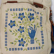 Lucky Brand Computer and Book Bag/purse... New With Tags Retails 98 Photo