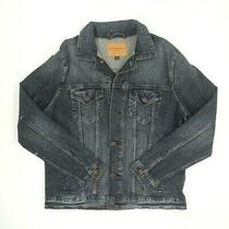 Lucky Brand Denim Jacket Indigo Men's Size Xl X-Large New With Tags Msrp 99 Photo