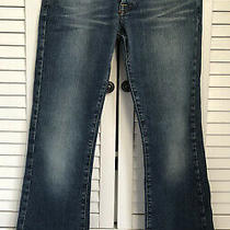 Lucky Brand Dream Jean Blue Denim Jeans Usa Med Wash Low Rise Womens Size 4 27 Photo
