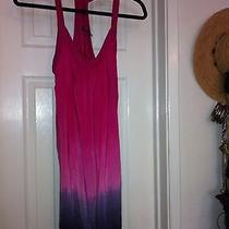 Lucky Brand Dress Sz S 100%Silk Photo