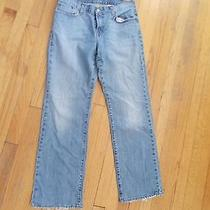 Lucky Brand Dungarees 31r Men's Light Wash Denim Jeans      Jh Photo