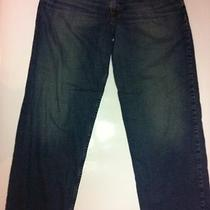 Lucky Brand Dungarees Jeans Like New Women's Size 32  Photo