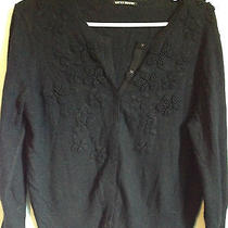 Lucky Brand Embroidered Sweater Photo