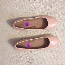 Lucky Brand Emmie Flats Brand New Size 8.5 Nude Pink Blush Patent Photo