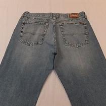 Lucky Brand Fender Jean 32 X 35 1/2 Bootcut Made in Usa Men's Jeans Photo