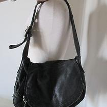 Lucky Brand Genuine Leather Bag Hobo Handbag Satchel Purse Tote  Photo