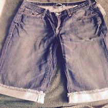 Lucky Brand Jean Shorts Photo