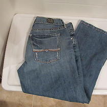 Lucky Brand Jeans Cropped Size 27 Photo