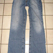 Lucky Brand Jeans Womens Dungarees  6 / 28 Gene Montesano Photo