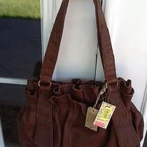 Lucky Brand Leather Purse Photo