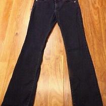 Lucky Brand Lolita Boot Jeans  Blue Stretch Denim Womens Size 4 / 27 Photo