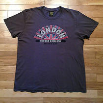 Lucky Brand London Records / Rhythm & Blues T-Shirt Photo