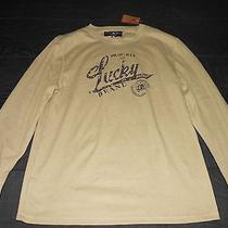 Lucky Brand Long Sleeve Shirt (Mens Xl) (New With Tags) Photo