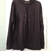 Lucky Brand Men's Relaxed Lightweight Pullover W/clover Patch Nwotlrg Photo