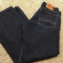 Lucky Brand Mens Size 36 X 31 Original Straight Fit Regular Inseam Blue Jeans  Photo