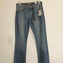 Lucky Brand Nwt Easy Rider Jeans Size 0/25 Photo