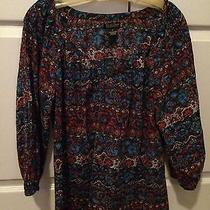 Lucky Brand Peasant Top Photo