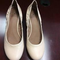 Lucky Brand Pink Blush Low Wedge - Sz 10 Photo
