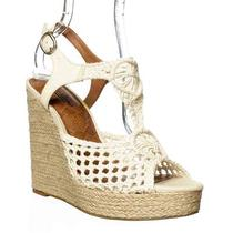 Lucky Brand Rilo Wedge Sandal - Natural 9.5 Photo