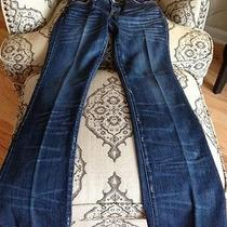 Lucky Brand Sister Sweet N Low Women's Jeans 2/26 Denim Pants Stretch Bootcut  Photo