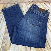 Lucky Brand Sofia Straight Womens Size 8/29 Ankle Blue Jeans Denim Pants Photo