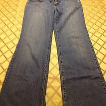 Lucky Brand Straight Leg Boyfriend Preowned Photo