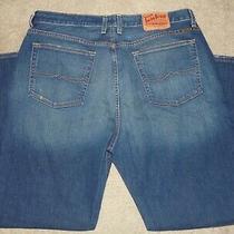 Lucky Brand Straight Leg Men's Jeans Size 38 X 32 Nice Photo