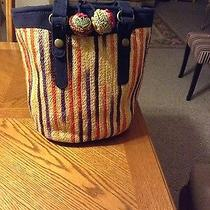 Lucky Brand Straw Bag Photo