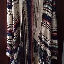 Lucky Brand Stripe Cardigan Photo