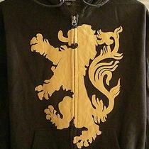Lucky Brand  Sweatshirt Hoodie Griffin Men's Large  Photo