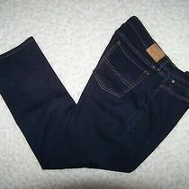 Lucky Brand Sweet Straight Blue Denim Jeans 14/32r Tag 14/36r Actual Stretch Euc Photo