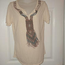 Lucky Brand Top Size Large Photo