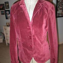 Lucky Brand Velvet Jacket Photo
