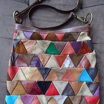 Lucky Brand Vintage Handbag Photo