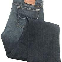 Lucky Brand Washed Blue Boot Cut Denim Jeans Women Size 12/31 Photo