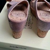 Lucky Brand Wedge Sandal Photo