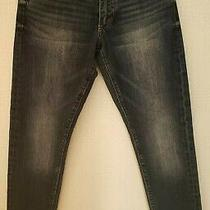 Lucky Brand Women's 00/24 Sienna Slim Boyfriend Jeans Blue Denim Mid Rise  Photo
