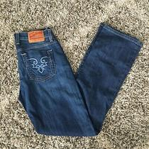 Lucky Brand Women's 27/4 Blue Classic Rider Jeans Size 27/4 Photo