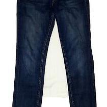 Lucky Brand Women's Jeans 6 / 28 R Charlie Skinny Medium Wash Stretch Blue Denim Photo