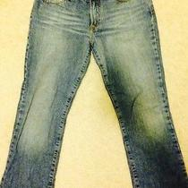 Lucky Brand Women's Jeans Blue Wash Sz 8/29 Great Preowned Cond Regular Photo