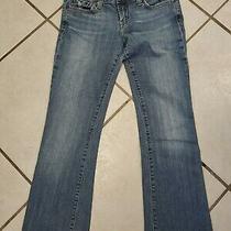 Lucky Brand Womens Sweet N Low Jeans Size 8 / 29 Long Blue Denim Lola Boot Cut  Photo