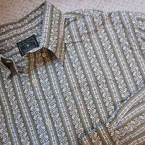 Lucky Brand Xx-Large Long Sleeve Button-Down Nice Photo