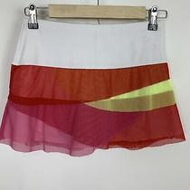 Lucky in Love Tennis Running Skirt Bundle of 2 Size Xs Skorts Photo